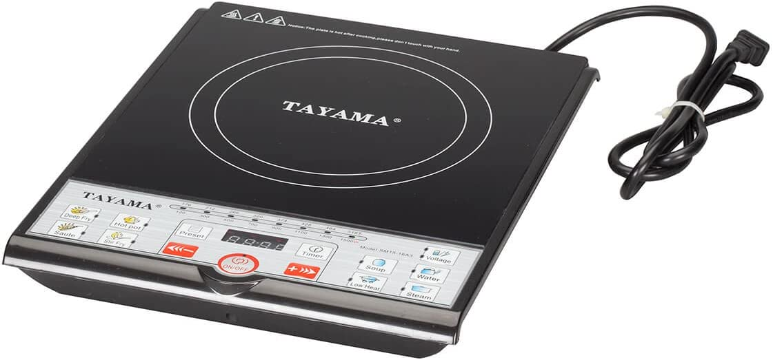 Home Marketplace Induction 1500W Temperature Control Cooktop