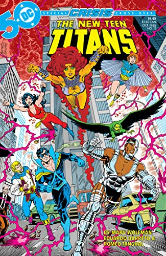 New Teen Titans Vol. 10
