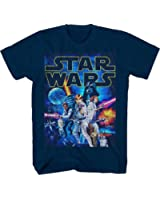 Star Wars Big Boys' T-Shirt