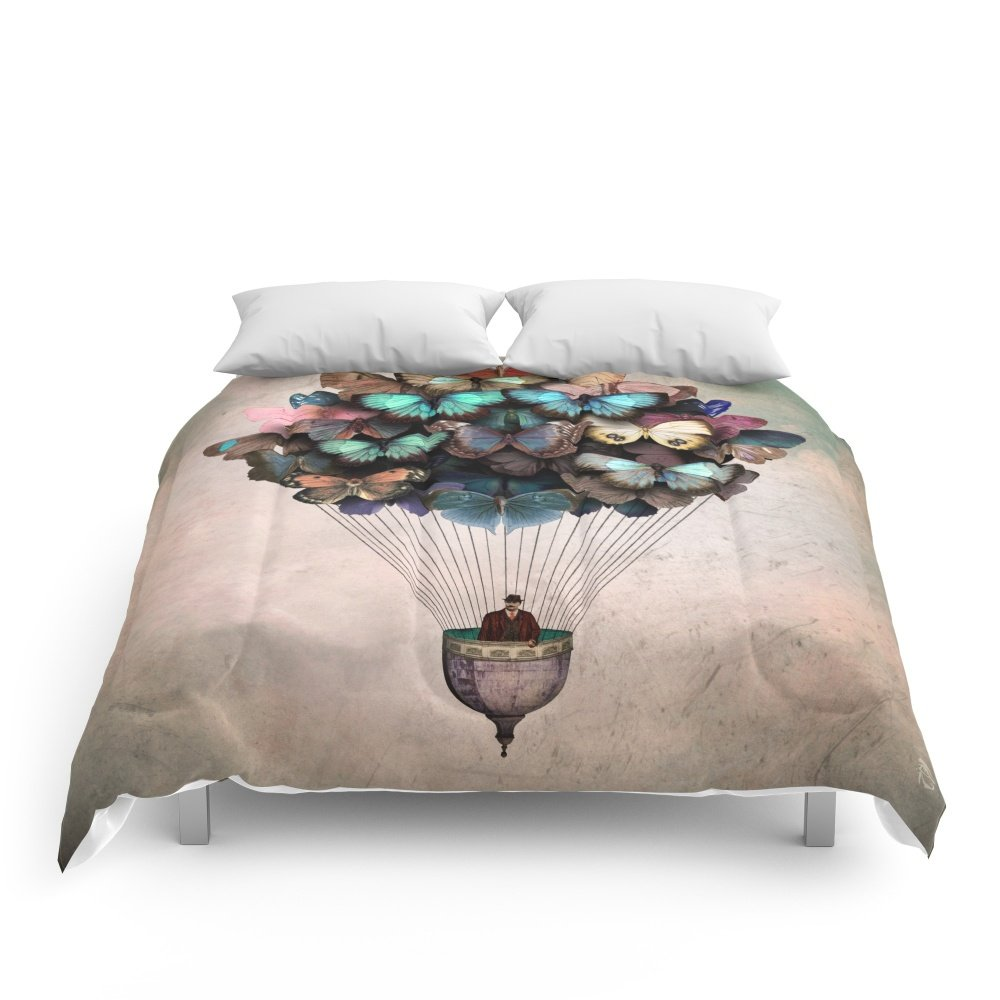 Society6 Dream On Comforters Queen: 88'' x 88''