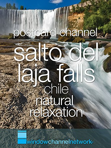 Salto del Laja Falls Chile natural relaxation