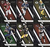2016 Panini Absolute NFL Football Series Basic 100 Card Set with Tom Brady, Aaron Rodgers, Russell Wilson, Matt Ryan plus
