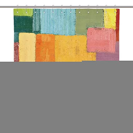 Amazon Com Vanfan Cool Shower Curtains Abstract Texture