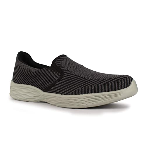 BATA Men Black Casual Shoes at Amazon