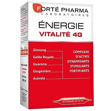Forte Pharma Energy Vitalite 20amp