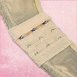 Chest Brace Up Prevent Humpback Correct Posture Corset Bra X Strap Vest (Large, Beige)