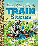 Little Golden Book Train Stories (Little Golden Book Favorites)