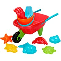 ColorBaby - Set de playa con carretilla