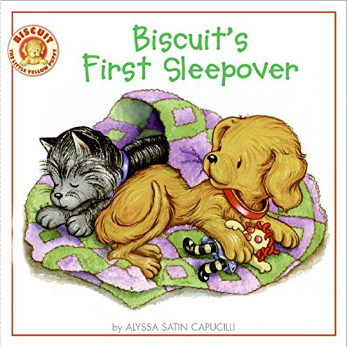 Biscuit's First Sleepover pdf