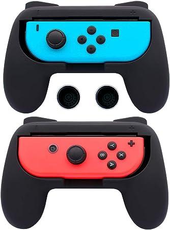 Raqueta de Tenis para Nintendo Switch Mario Tennis Aces Game - Juego de 2 Raquetas de Tenis para interruptores Joy-con Controllers, 2 Paquetes (1 Azul y 1 Rojo): Amazon.es: Electrónica