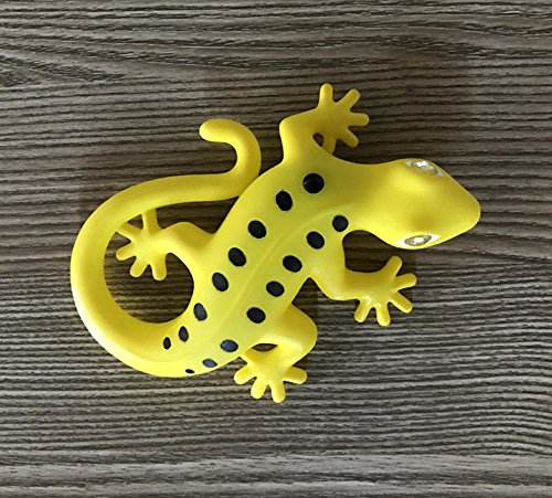 Gecko Wall Lamp - DMMSS Plastic Induction Usb Body Sensor Gecko Night Light Indoor Wall Lamp Night Lighting (14 10 2Cm)