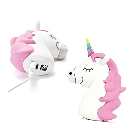 virca Cargador Portatil Unicornio: Amazon.es: Electrónica