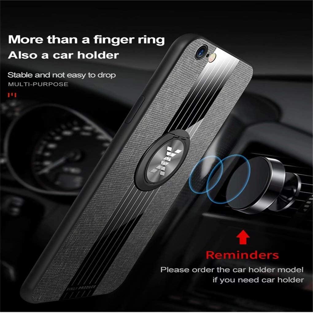 NiaCoCo Compatible con Samsung Galaxy S20 Ultra Funda+1*Protector de Pantalla,360 Grados Soporte de Anillo de Rotaci/ón Ultra Thin Anti Scratch Carcasa de Telefono Azul