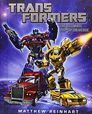 Transformers: The Ultimate Pop-Up Universe by Matthew Reinhart (2013) Hardcover
