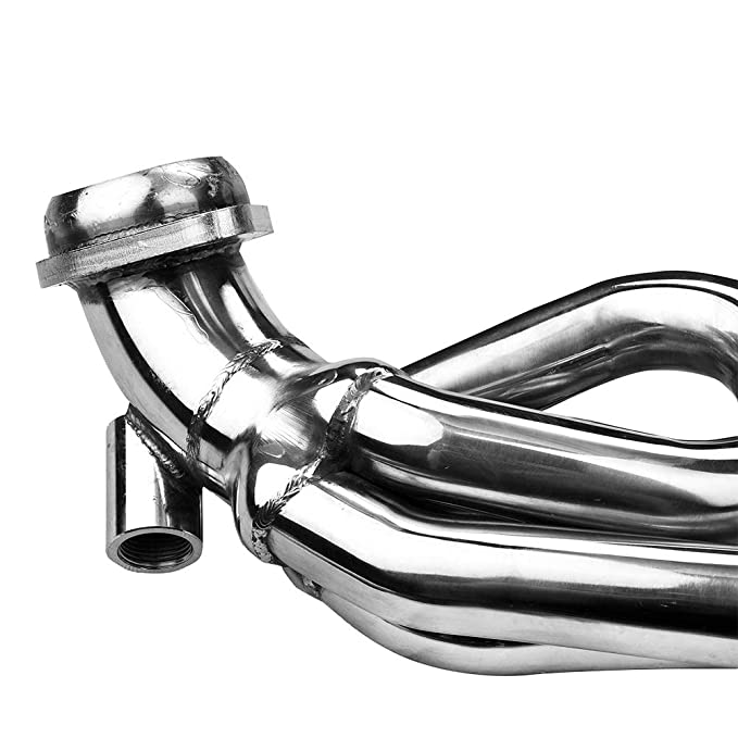 Amazon Com Exhaust Manifold Header Facaimo Stainless Exhaust
