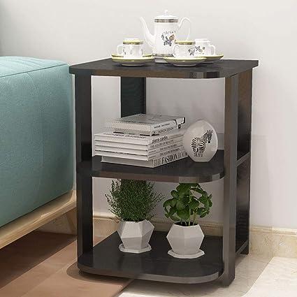 Aany Tavolino Multifunzionale, Mobile ad Angolo in Legno ...