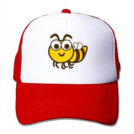Xdevrbk Cute Bee Gorras de Béisbol Unisex Adultos Camping Tallas ...