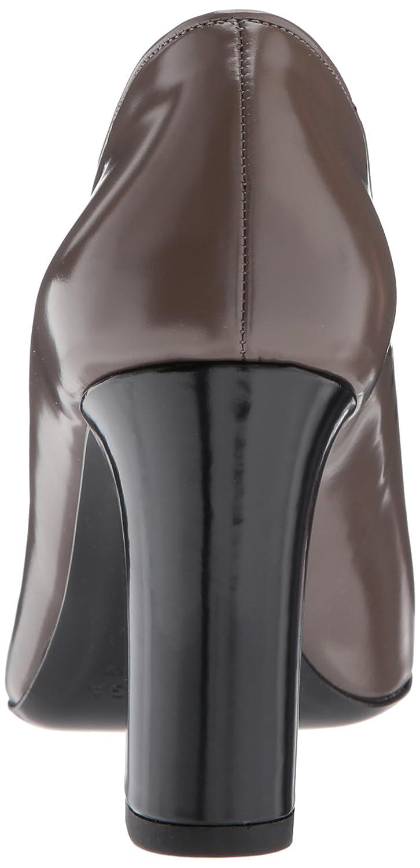 Via B06XH9GHBD Spiga Women's Baran Block Heel Pump B06XH9GHBD Via 9.5 B(M) US|Bark Leather b1f0ef