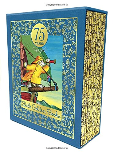 75 Years of Little Golden Books: 1942-2017: A Commemorative Set of 12 Best-Loved Books