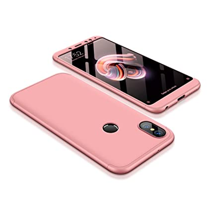Amazon.com: GUANHAO Case for Redmi Note 5 Pro, 3 In 1 Ultra ...