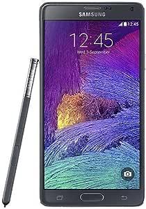 Samsung Note 4 SM-N9100 DUAL SIM 16GB Factory Unlocked International Version (No Warranty) - Black