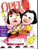 img - for Opera News: Volume 61, No. 8; January 11, 1997 book / textbook / text book