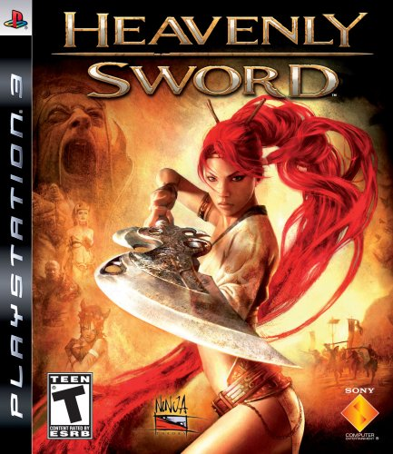 Amazon Com Heavenly Sword Playstation 3 Artist Not Provided