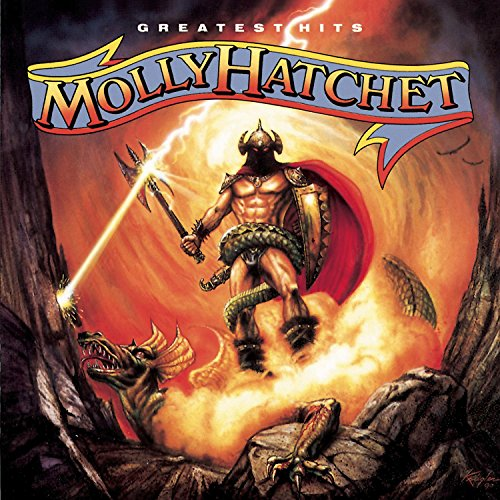 MOLLY HATCHET - 25th Anniversary Best of Re-Recorded - Zortam Music
