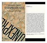 Un-Expressionism, Germano Celant, 0847809846