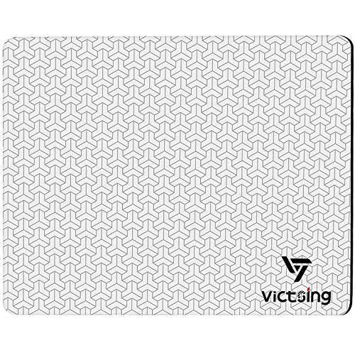 VicTsing [15% Larger] Hard Mouse Pad