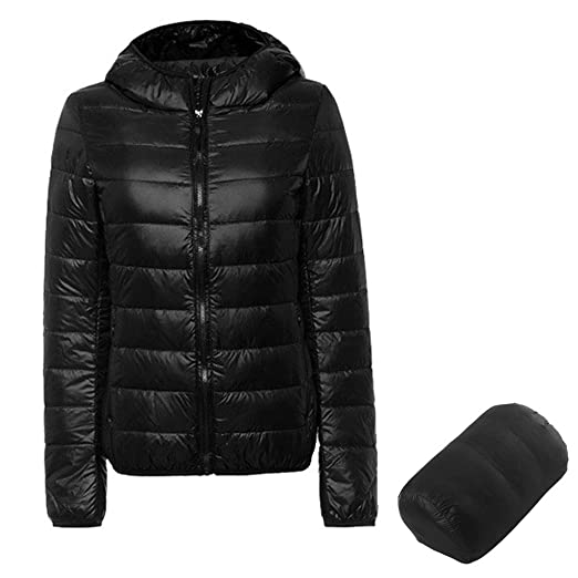 048a6785160a Amazon.com  irene inevent Down Jacket Women Fall Winter Outwear ...