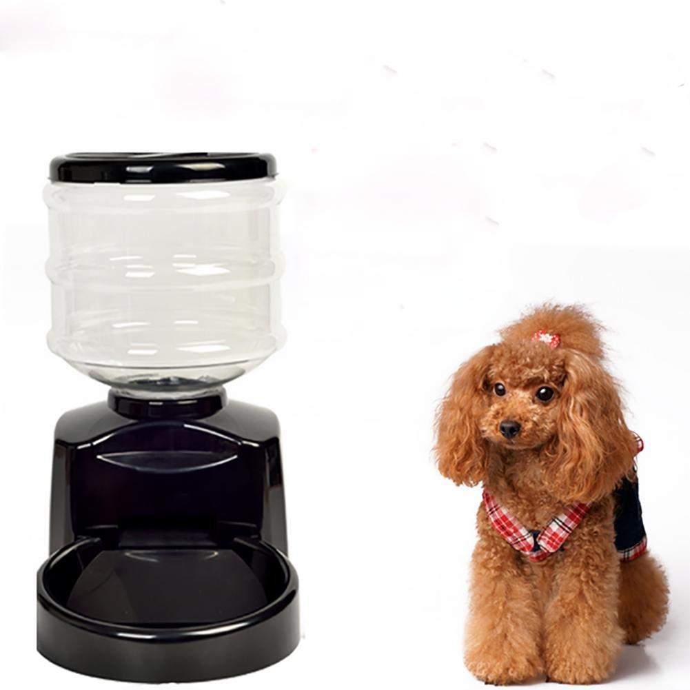 GUO Automatische Zuführung Hundenapf Katze Schüssel Hundefutter Schüssel intelligente Rationierung