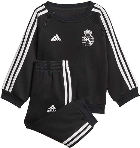 adidas Chandal Real Madrid Bebé Temporada 18-19 (92-18/24 Meses ...