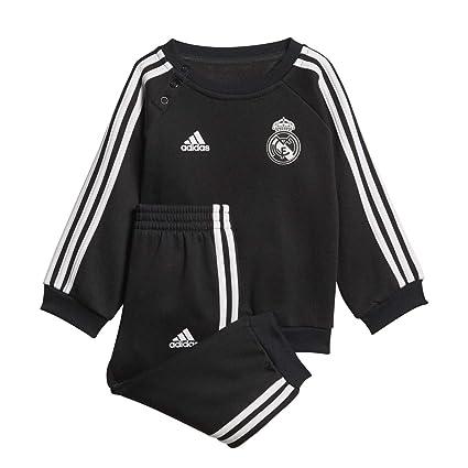 5ae5504298615 adidas Chandal Real Madrid Bebé Temporada 18-19  Amazon.es  Deportes ...