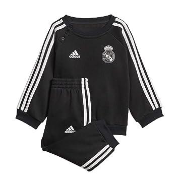 adidas Chandal Real Madrid Bebé Temporada 18-19  Amazon.es  Deportes ... f69454e0a694d
