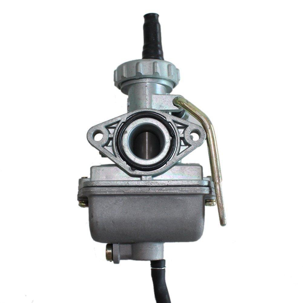 Oriental Power Carburetor For Kawasaki KLT 110 KLT110 3 Wheeler Trike Carb 1984 1985 1986