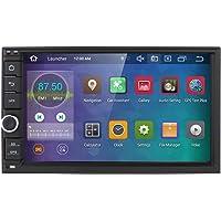 hizpo 2din Android 10 universele autoradio 7 inch multimedia speler 64 GB + 4 GB Car GPS navigatie Bluetooth WiFi…