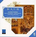 Bach : Oeuvres sacrées (Coffret 6 CD)