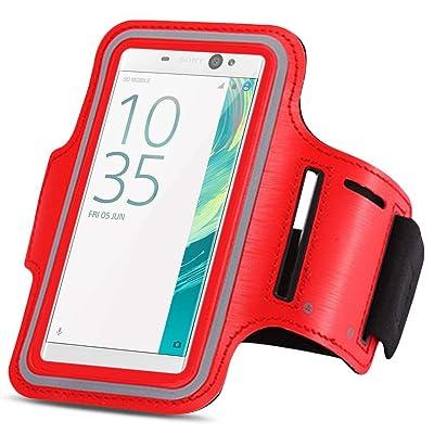 , Farben:Rot, Pull Tab Sony:Sony Xperia XZ1