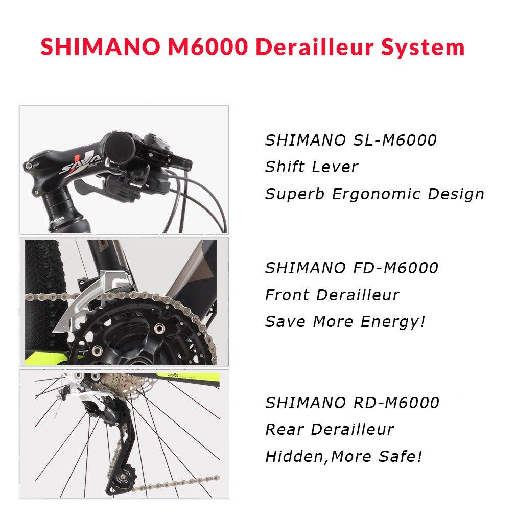 5f7c4842dbe SAVA DECK300 Carbon Fiber Mountain Bike 27.5