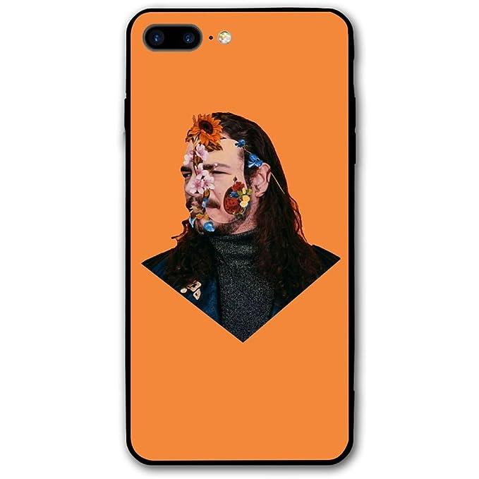 purchase cheap 2da82 f5664 Amazon.com: Post Malone Design Phone Case Apple iPhone 8 Plus for ...