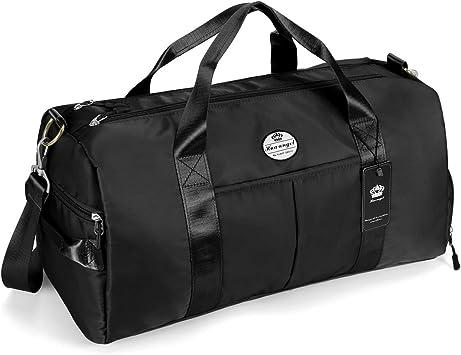 Travel Luggage Duffle Bag Lightweight Portable Handbag Abstract Pattern Large Capacity Waterproof Foldable Storage Tote
