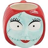 Vandor Nightmare Before Christmas Sculpted Ceramic Mug, Nightmare Before Christmas-Sally