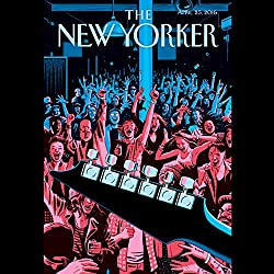 The New Yorker, April 25th 2016 (Emily Nussbaum, Andrew Marantz, Jelani Cobb)