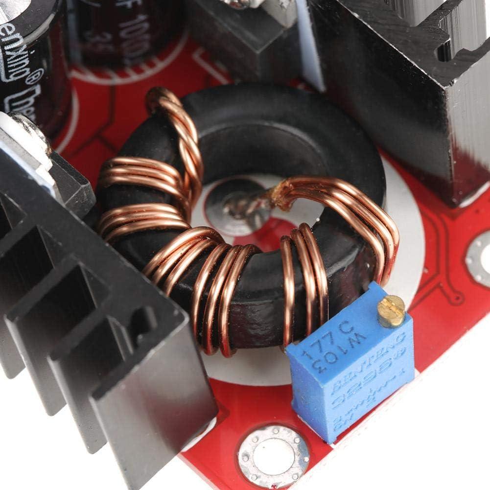 Aufw/ärtswandler Einstellbares DC-Spannungsversorgungs-Boost-Modul f/ür nichtisolierende Spannungswandler 12-32V bis 12-35V