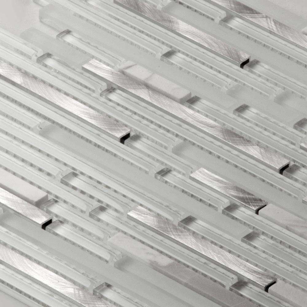 Backsplash for Kitchen Mosaic Tile 12x12 Sheetsfor Shower Bathroom ...