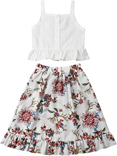 Baby Shorts Set Waymine Infant Short Sleeve T-Shirt Star Top+Pant Outfits 6M-3T