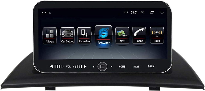 Estéreo del Coche Sistema de navegación de Radio para la Radio Digital Android BMW X3 E83 Cinta USB 2004-2012 Doble DIN Bluetooth Enlace de Radio de tráfico Espejo Sygic GPS Navigation X 400