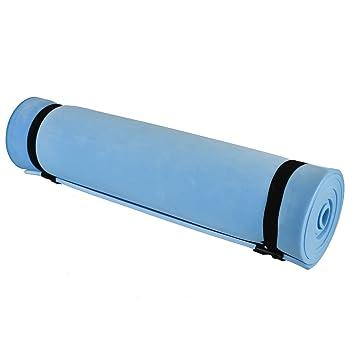 ASAB - esterilla de dormir con aislamiento de espuma para camping, senderismo, viajes, yoga, pilates, gimnasio, ...