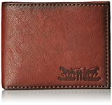 Levi's Men's Two Horses Passcase Wallet, Brown, One - Best Reviews Guide